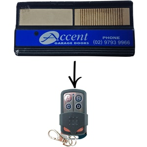 Remote Pro Accent CAD603 062171 Compatible Remote