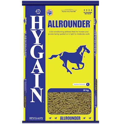 Hygain Allrounder Horses & Ponies Cool Conditioning Pelleted Feed 20kg