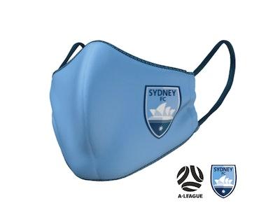 The Mask Life Sydney FC Face Mask