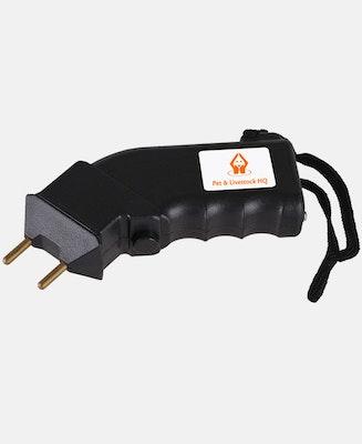 Pet & Livestock HQ Handheld Battery Cattle Prodder Electric Shock Stock Prod Jigger 4000V