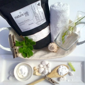 Ecological Laundry Powder
