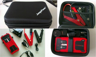JumpsPower AMG15 SuperCar jump starter review