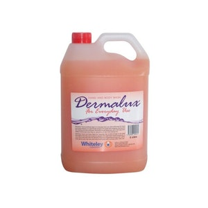 Dermalux Soap - Peach Fragrance 5L