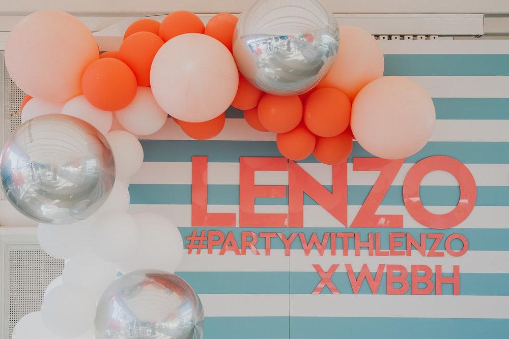 Sydney Balloon Installation Bubble Moo