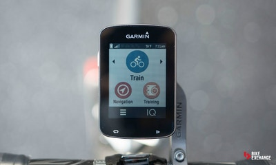 Garmin Edge 820 – First Impressions