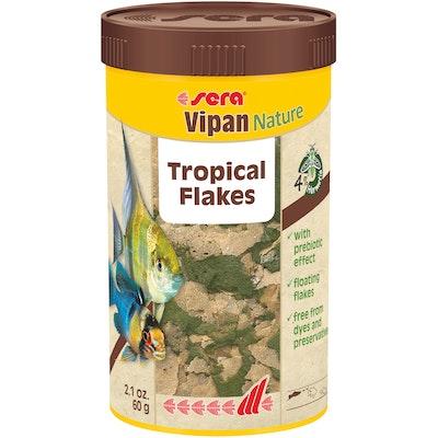 Sera Vipan Nature Tropical Flakes 60g