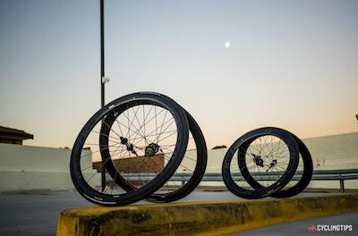 Alles over wielen voor de racefiets