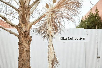 ELKA COLLECTIVE'S WHIMSICAL WONDERLAND