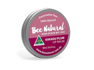 Bee Natural Kakadu Plum LIP BALM 18mL