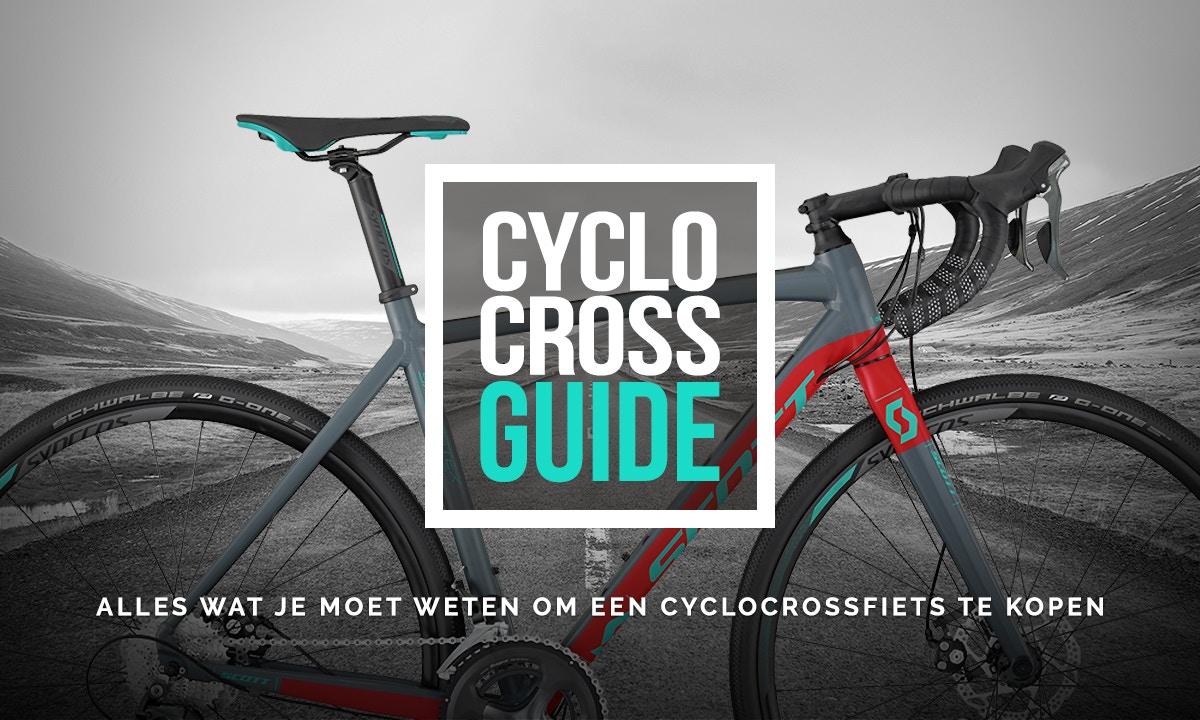 Cyclocross koopgids: De basics om te weten over crossfietsen