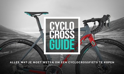 Cyclocross koopgids: De basics om te weten over crossfietsen