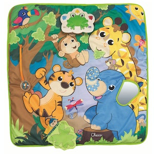Chicco Musical Jungle Play Mat