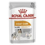 Royal Canin Dog Wet Pouch Coat Care Loaf 85g