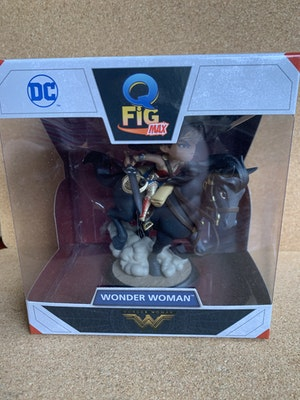 Qfig max Wonder Woman DC Collection figure Q-fig