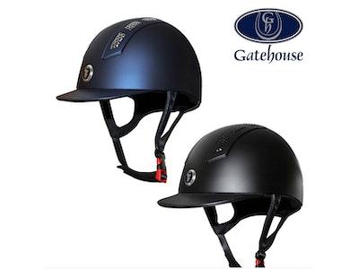 Gatehouse Chelsea Air Flow Pro Matt Helmet