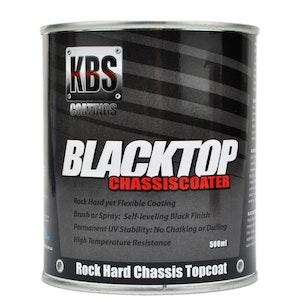 KBS Blacktop Chassiscoater - Gloss Black 500ml