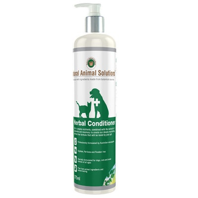 Natural Animal Solutions Nas Pet Herbal Conditioner 375ml