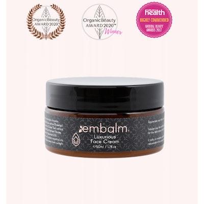 Embalm Skincare Luxurious Face Cream