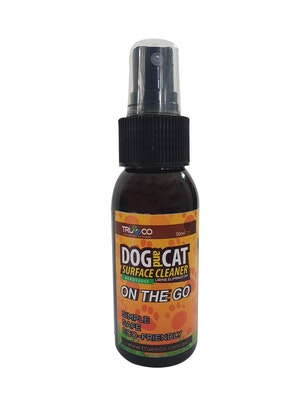 Trueeco 50ml READY2USE DOG AND CAT SURFACE CLEANER