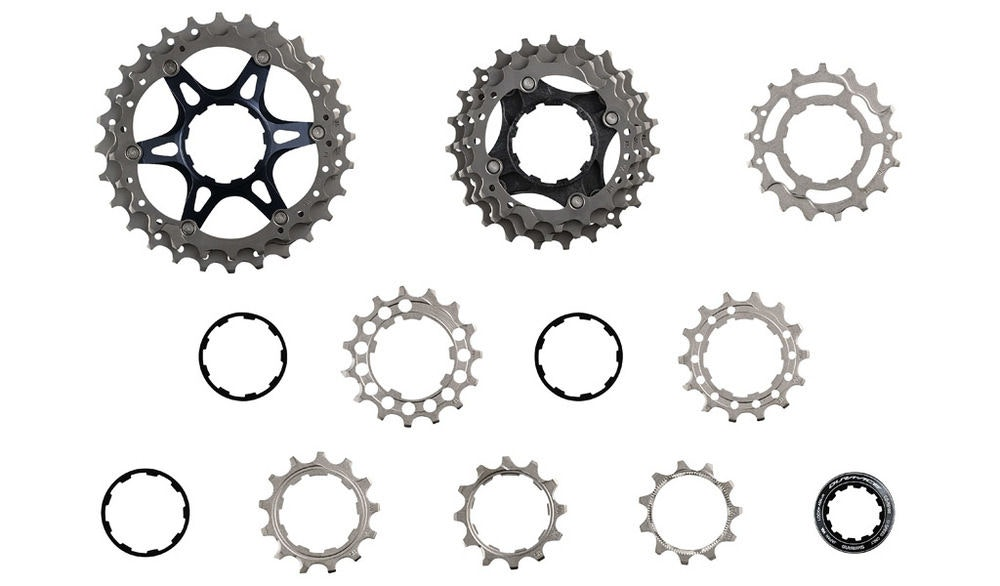 fullpage shimano dura ace 9100 11 30t cassette