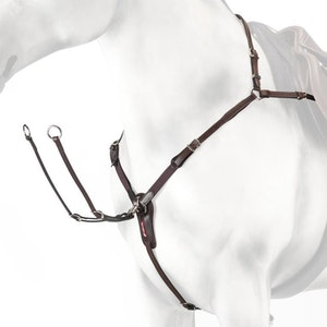 Equipe Breast Plate with Elastic BP21