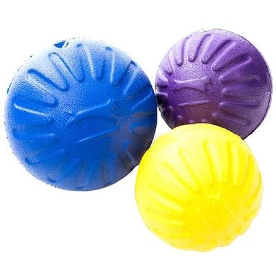 Starmark Fantastic Durafoam Dogs Toy Ball - 2 Sizes