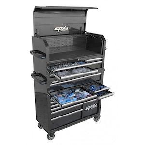 Tool Kit 276 Piece Metric/SAE Power Hutch SP50551
