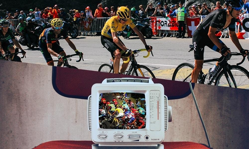 Experiencia Tour de Francia by Request ¡Vívelo como nunca!