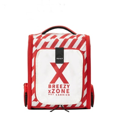 PETKIT Breezy Xzone Pet Carrier - RED