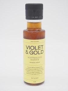 Violet & Gold Wattleseed mixer