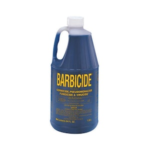 Barbicide Medical Grade Disinfectant Solution 1.89 Litre Kills Bacteria