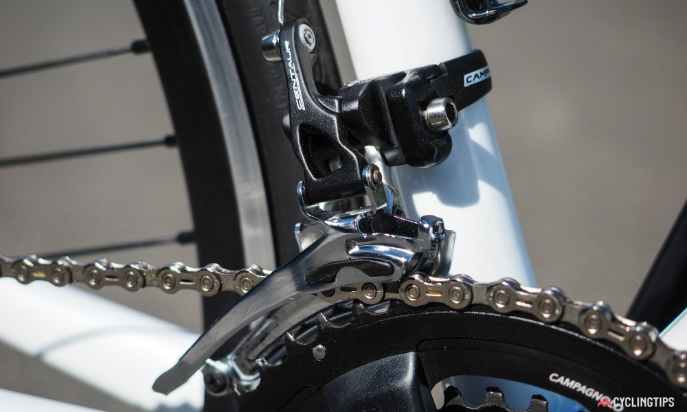 campagnolo centaur groupset ten things to know 11 speed chain