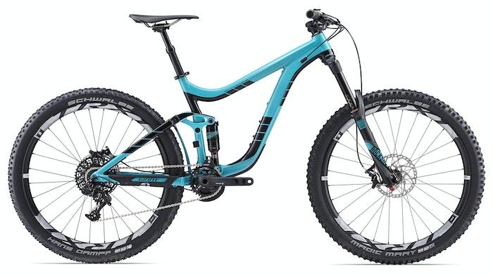 """Reign 1, 27.5"""" Dual Suspension MTB Bikes"""