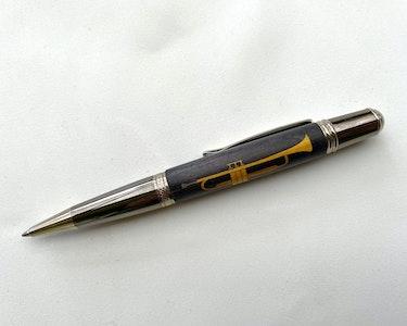 trumpet inlay pen