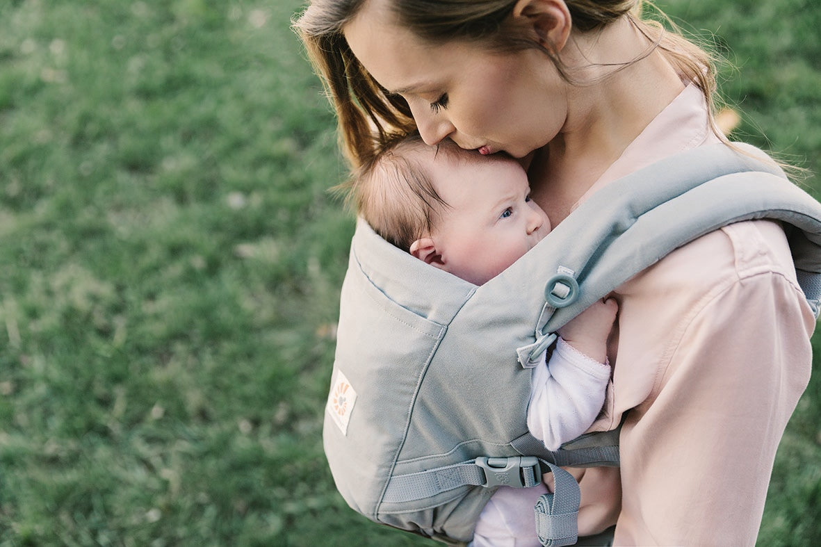 The New Ergobaby 3-Position Adapt Carrier