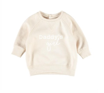 Daddy's Girl Jumper - Beige