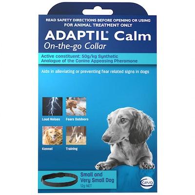 Adaptil Calm Adjustable Dogs Calming Collar Small & Very Small