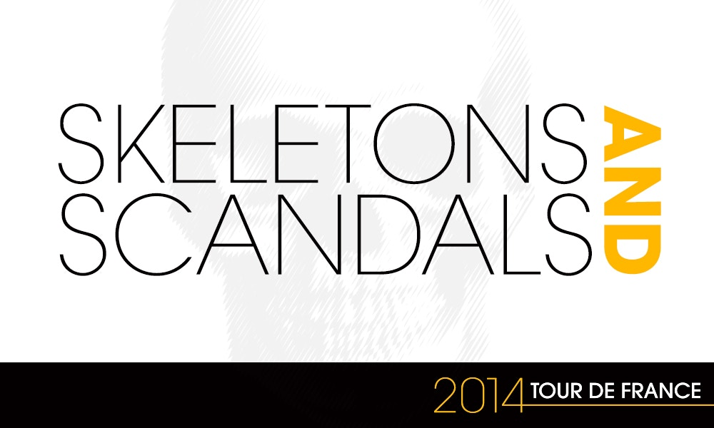 Skeletons and Scandals of the Tour
