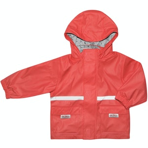 Silly Billyz XL Red Waterproof Jacket
