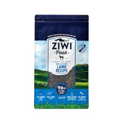 ZiwiPeak ZIWI Peak Air-Dried Lamb Recipe For Dogs - 4KG