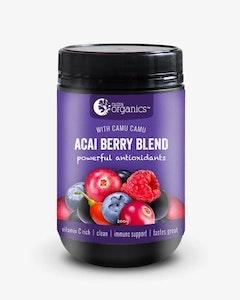 Nutra Organics Açai Berry Blend