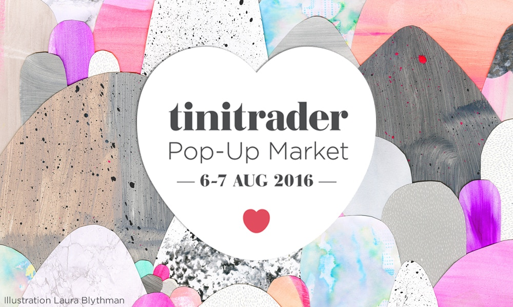 Tinitrader's Melbourne Pop Up Market 2016