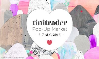 Tinitrader's Melbourne Pop Up Market 2016