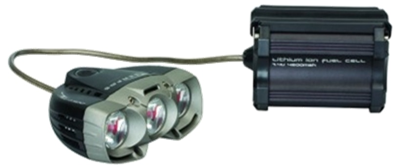 Serfas Front Light TSL-1500, Lights