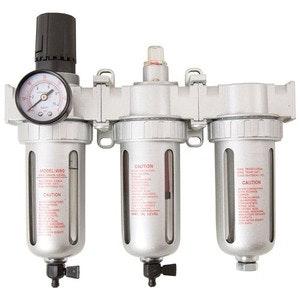 """3/8"""" Air Filter Cleaner & Desiccant Dryer Regulator"""