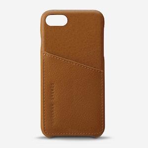 STATUS ANXIETY HUNTER & FOX PHONE CASE - Tan Iphone X