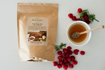 Primal Alternative by Avni Fruit Toast with Goji Berries Packet Mix