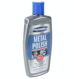 Blue Magic Metal, Chrome, Aluminum, Stainless, Copper Gold Polish 236ml Bottle