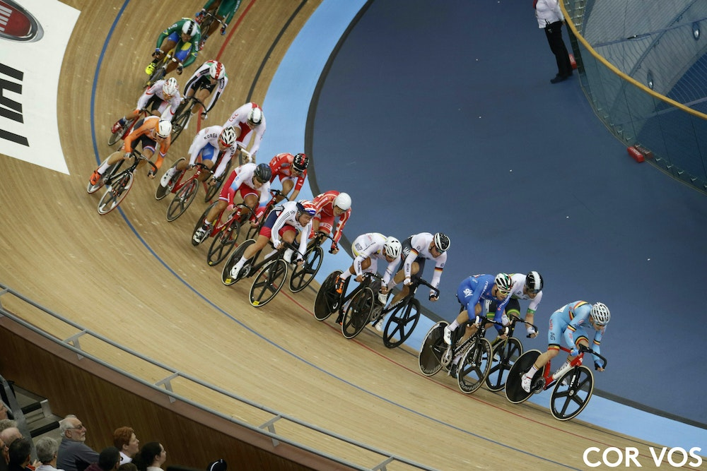 Guide to Track Cycling at the Olympics 2017 BikeExchange bank omnium