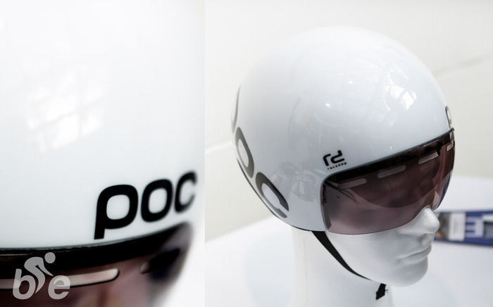 display POC Cerebral Helmet